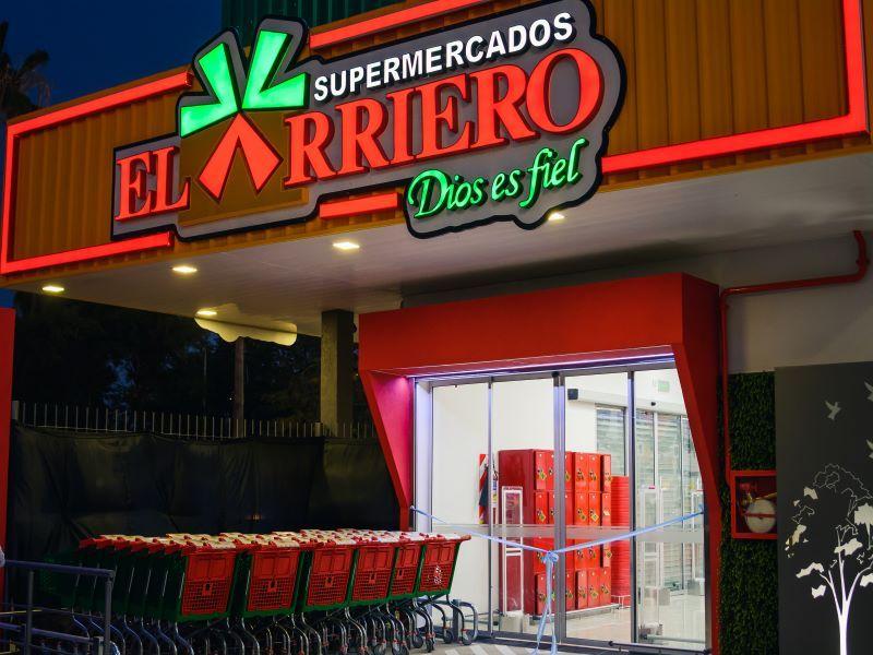 EL ARRIERO SUPERMERCADOS RETAIL EQUIPAMIENTO CHACO SAENZ PEÑA