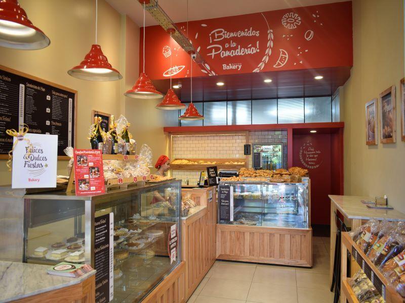 Buenos Aires Bakery, Retail, Equipamiento, Panaderías, Cadenas de Franquicias, Locales Comerciales