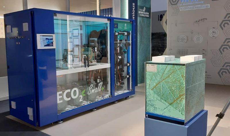 EPTA GROUP COSTAN EUROSHOP 2020 EQUIPAMIENTO COMERCIAL CO2 REFRIGERACION TECNOLOGÍA RETAIL SUPERMERCADOS