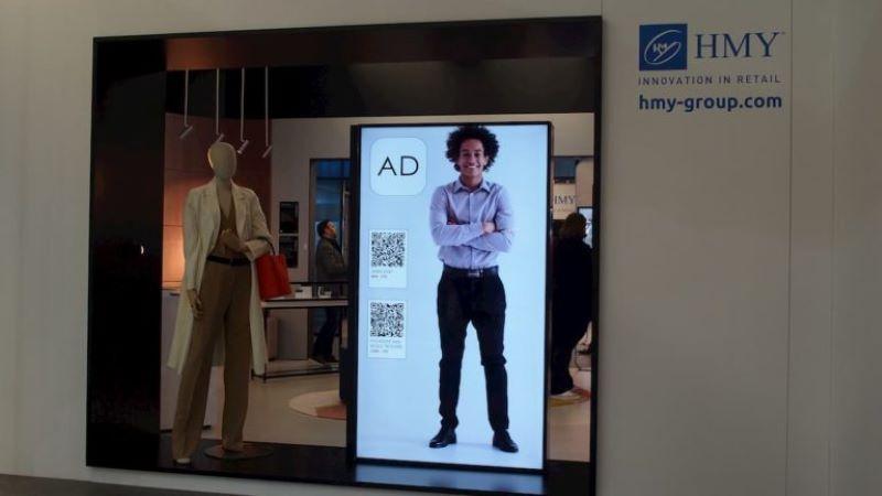 HMY Group Yudigar Equipamiento EuroShop 2020 Retail Tecnología