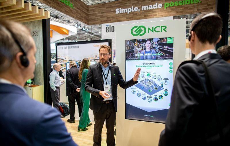 NCR EuroShop 2020 Tecnología Equipamiento Retail Supermercados