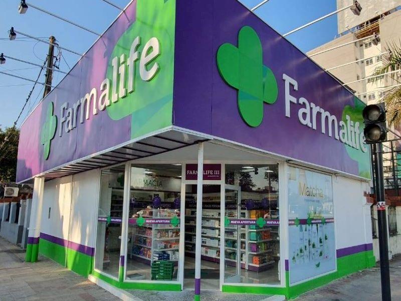 FARMALIFE FARMACIAS LOCALES COMERCIALES RETAIL