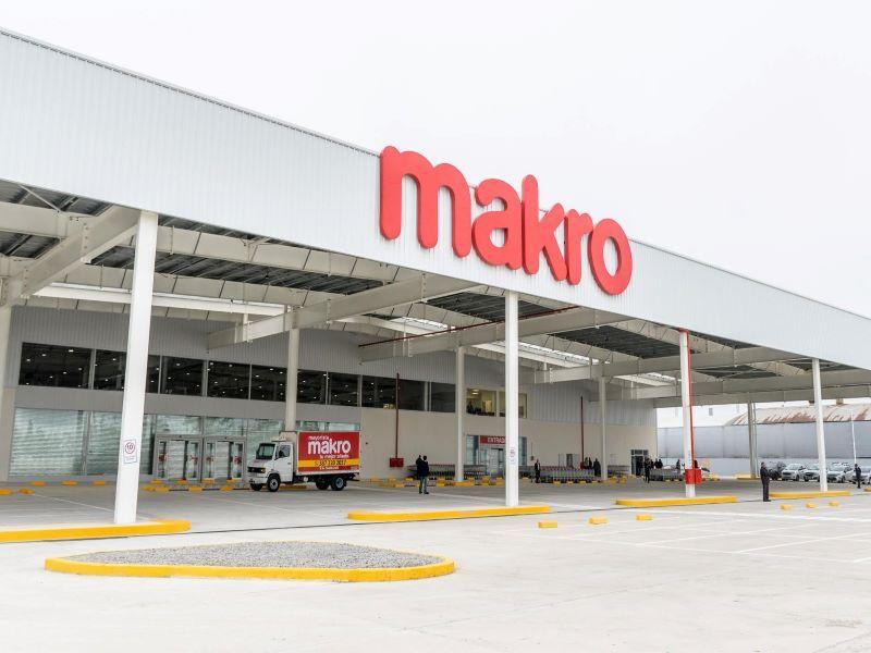 MAKRO RETAIL MAYORISTAS EQUIPAMIENTO