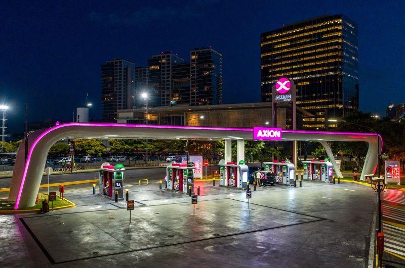 AXION Energy C-Stores Retail Petroleras
