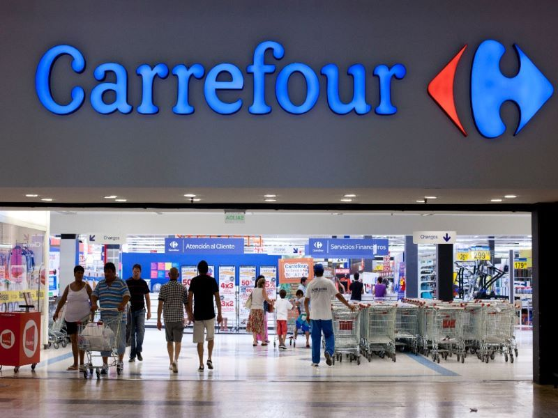 CARREFOUR SUPERMERCADOS RETAIL