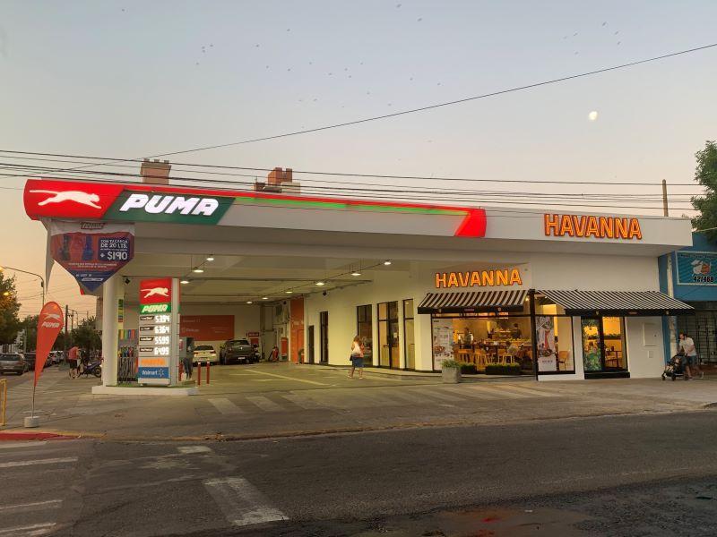 PUMA HAVANNA WALMART RETAIL ESTACIONES DE SERVICIO PETROLERAS C-STORES