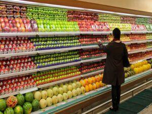 La inflación de agosto fue del  2,7 %, impulsada por los alimentos