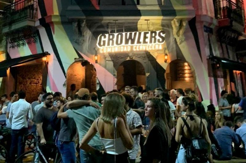 GROWLERS LOCALES COMERCIALES RETAIL