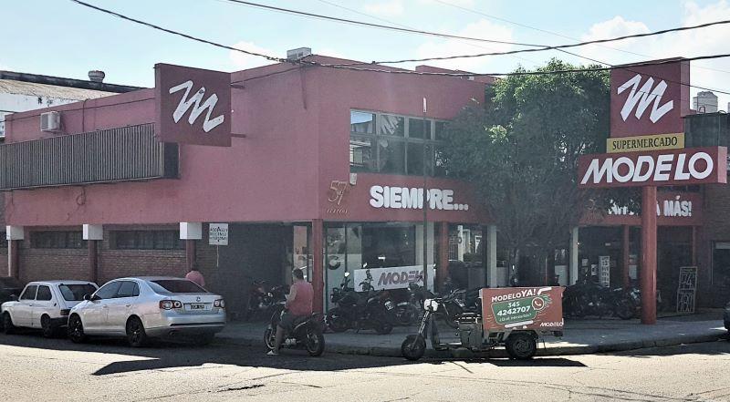 MODELO SUPERMERCADOS RETAIL
