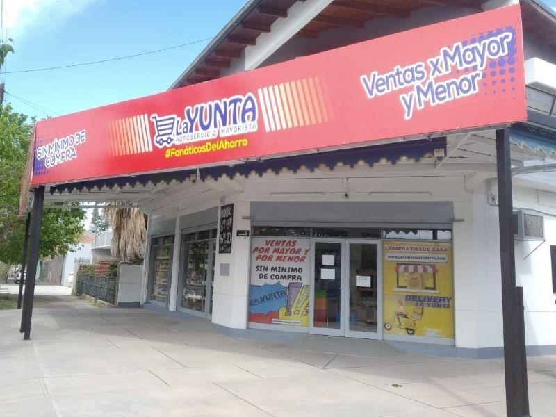 LA YUNTA MAYORISTAS SUPERMERCADOS RETAIL CADEMAS DE FRANQUICIAS SAN RAFAEL MENDOZA