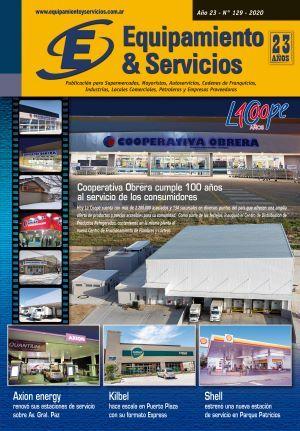 REVISTA EQUIPAMIENTO & SERVICIOS EDICION N° 129