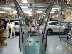 La producción nacional de autos creció más de 20% en noviembre respecto de 2019