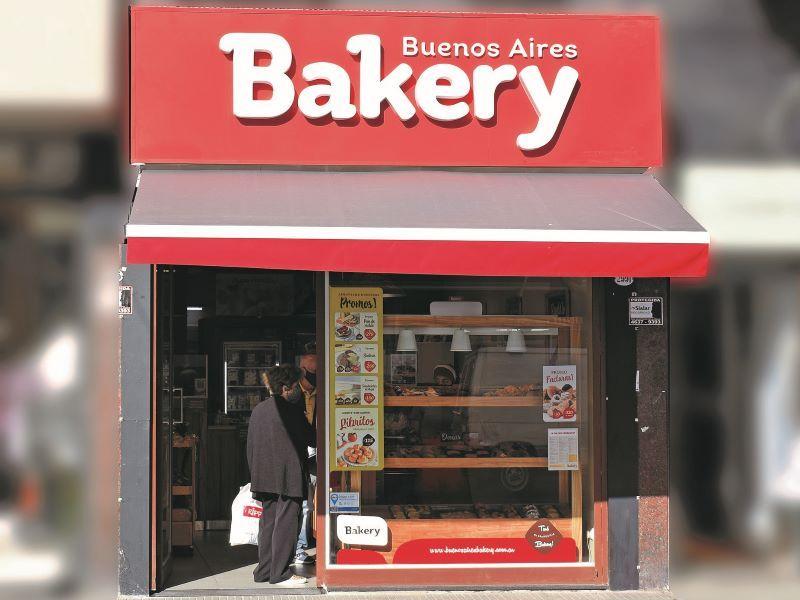 BUENOS AIRES BAKERY CADENAS DE FRANQUICIAS LOCALES COMERCIALES GASTRONOMIA RETAIL
