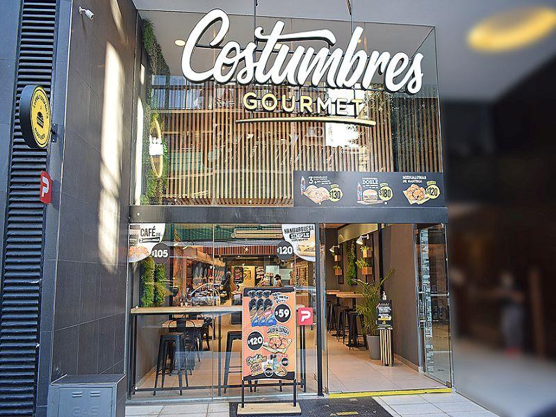 COSTUMBRES ARGENTINAS CADENAS DE FRANQUICIAS LOCALES COMERCIALES RETAIL IMS FRARE S.A.