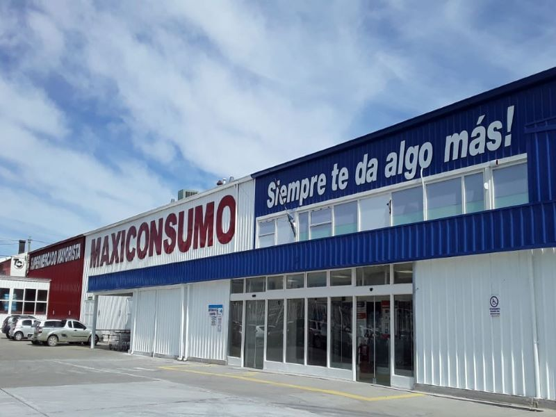 MAXICONSUMO MAYORISTAS RETAIL ANCLAMAR INDUSTRIA METALURGICA COSTAN EPTA ARGENTINA