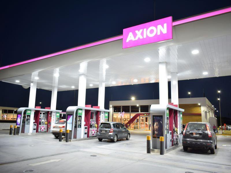 AXION energy Estaciones de Servicio C-Stores Retail Petroleras