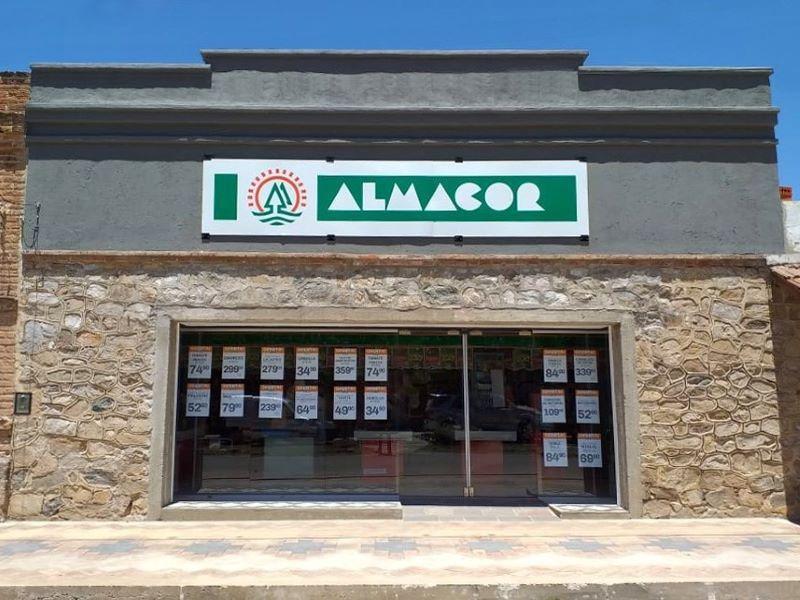 ALMACOR CORDOBA SUPERMERCADOS RETAIL ARNEG ARGENTINA LOCALES COMERCIALES
