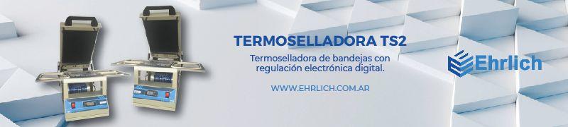 EHRLICH TERMOSELLADORAS ENVASADORAS DE VACIO GASTRONOMIA