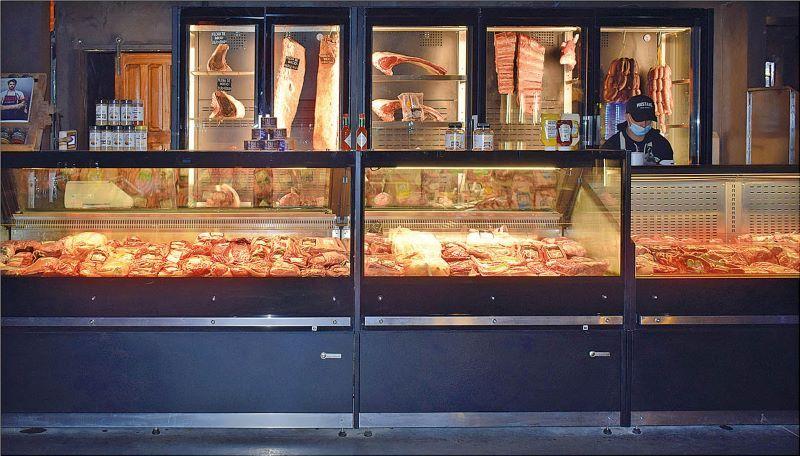 MUSTANG MEAT MARKET IMS GASTRONOMIA EQUIPAMIENTO RETAIL LOCALES COMERCIALES
