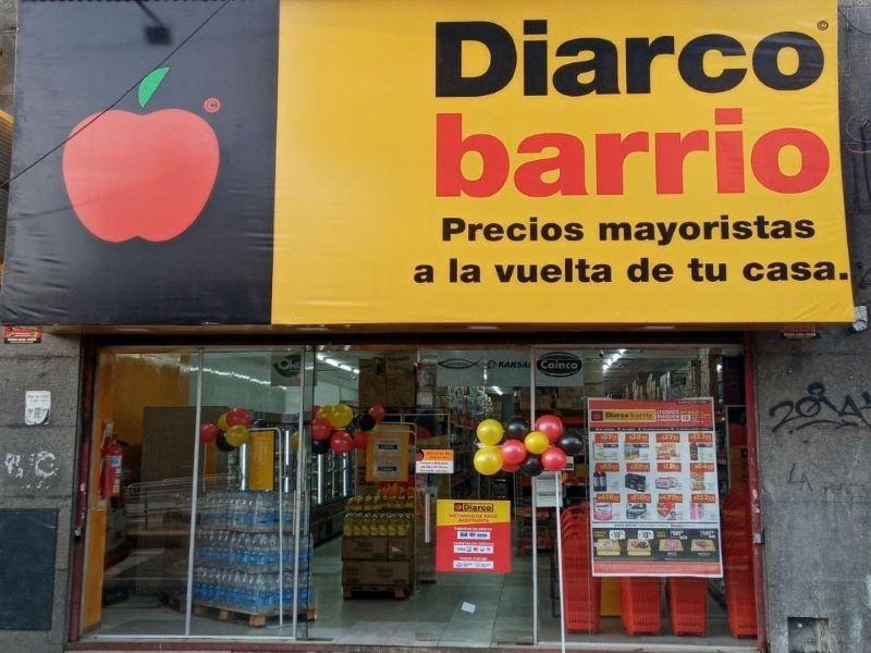 DIARCO MAYORISTAS RETAIL SUPERMERCADOS GRUPO GOLDFARB