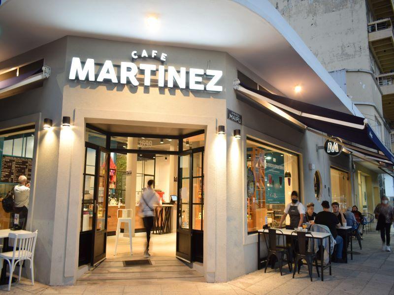 CAFE MARTINEZ CADENAS DE FRANQUICIAS LOCALES COMERCIALES GASTRONOMIA RETAIL