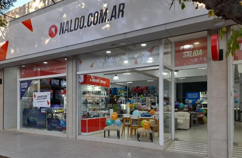 NALDO NALDO LOMBARDI LUJAN DE CUYO LOCALES COMERCIALES ELECTRODOMÉSTICOS RETAIL