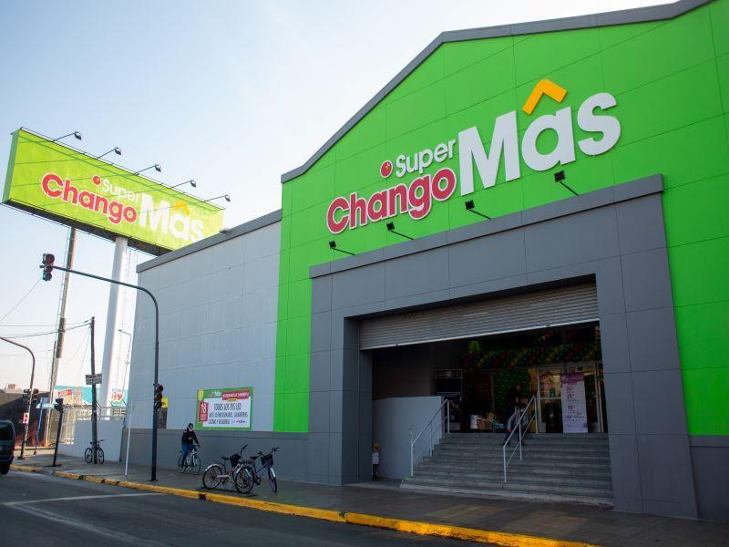 WALMART GRUPO DE NARVAEZ FRANCISCO DE NARVAEZ SUPERMERCADOS RETAIL SUPER CHANGOMAS