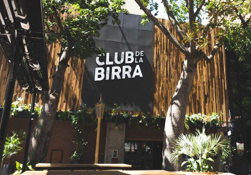 CLUB DE LA BIRRA LOCALES COMERCIALES GASTRONOMIA RETAIL