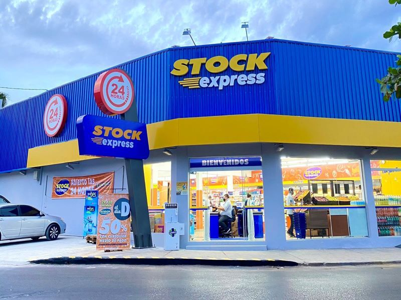 STOCK SUPERMERCADOS GRUPO VIERCI RETAIL PARAGUAY