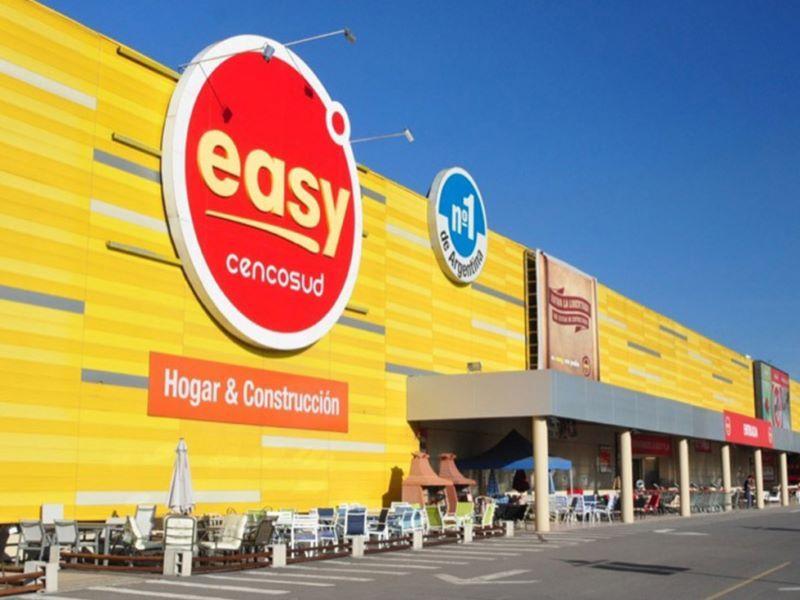 EASY LOCALES COMERCIALES CENCOSUD CONSUMO RETAIL