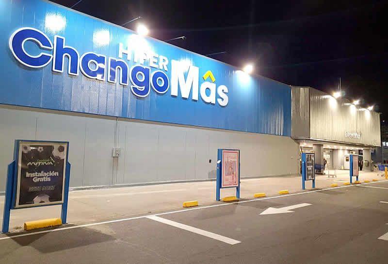 CHANGOMAS RETAIL SUPERMERCADOS WALMART GRUPO DE NARVAEZ LOCALES COMERCIALES HIPER CHANGOMAS