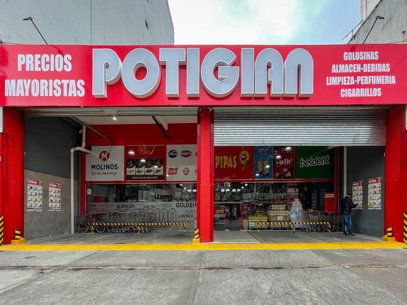 POTIGIAN MAYORISTA GRUPO GOLDFARB LOCALES COMERCIALES RETAIL