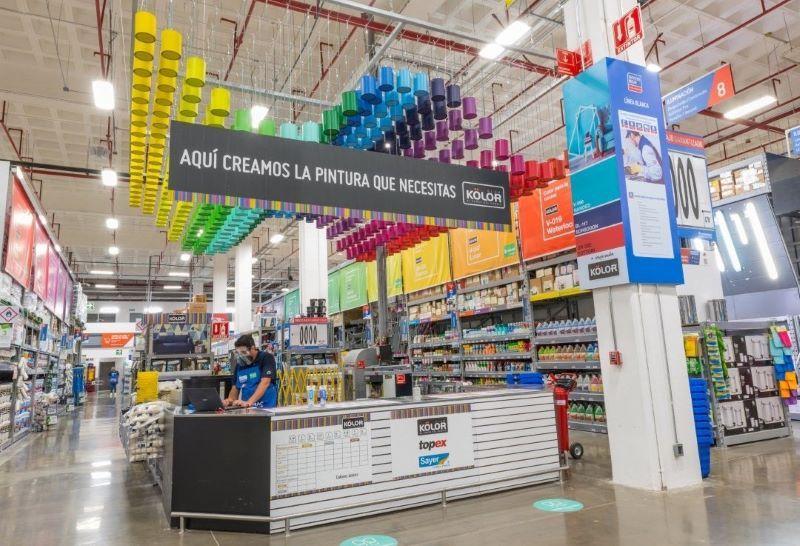 SODIMAC GRUPO FALABELLA RETAIL LOCALES COMERCIALES TIENDAS DEPARTAMENTALES MONTERREY MEXICO