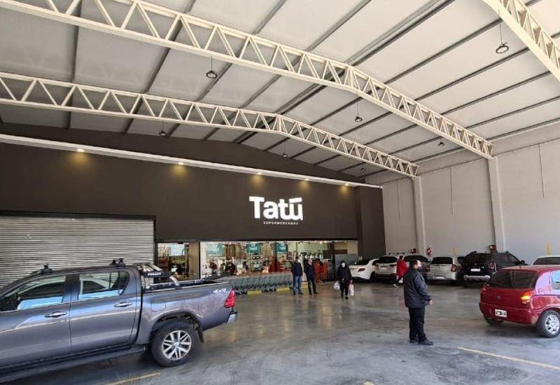 TATU SUPERMERCADO MAYORISTA RETAIL CORRIENTES