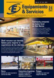 REVISTA EQUIPAMIENTO & SERVICIOS EDICIÓN 134