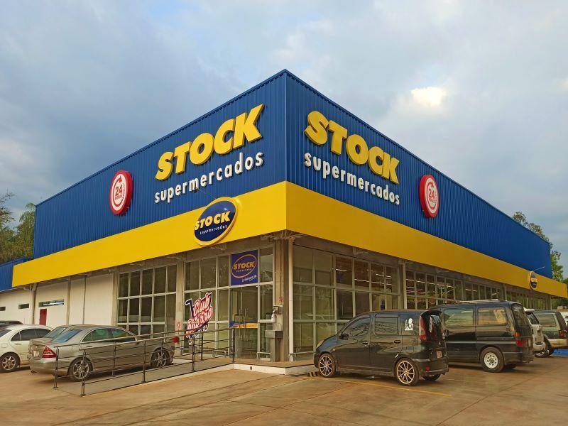 Stock abre su tercer local en la ciudad de Luque en Paraguay
